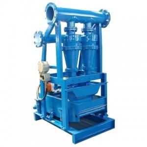 API standard oilfield drilling solid control equipment desilter