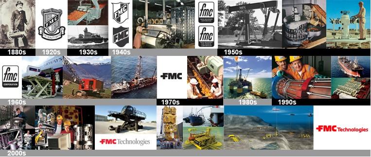 FMC Technologies History