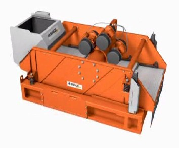 MONGOOSE dual-motion shale shaker