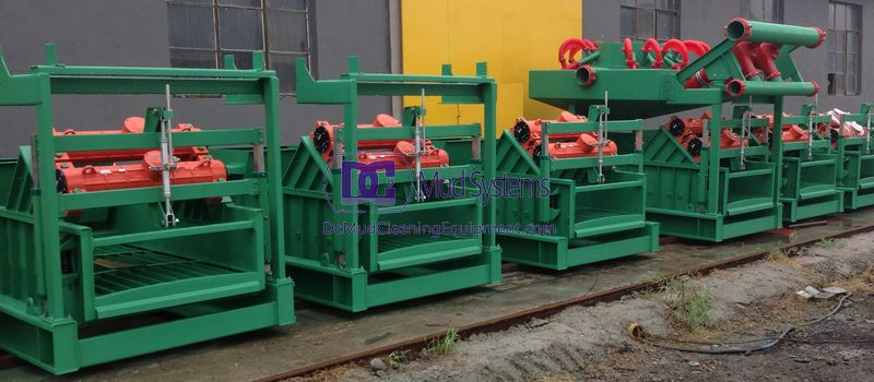 Shale Shakers