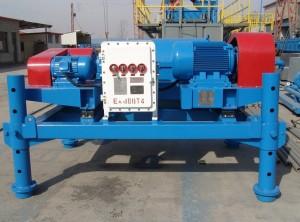 Oilfield centrifuge