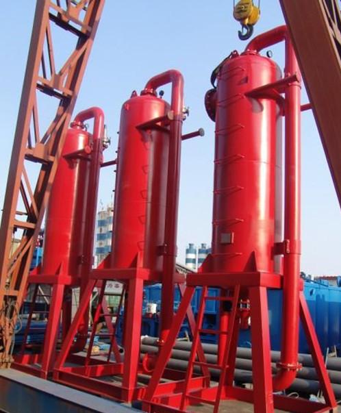 Mud gas separator_