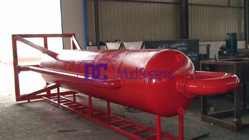 Mud gas separator