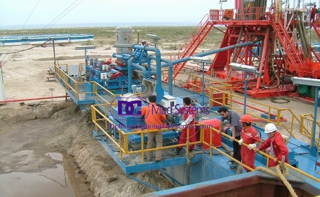 Drilling Fluid Management
