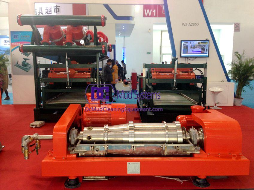 Decanter Centrifuge(VFD) DCLW360-1200N