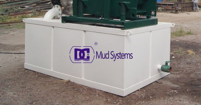 mud tanks